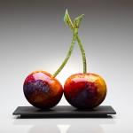 Twin Purple_Yellow Cherries (W)